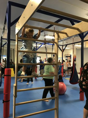 Gym looking busy!