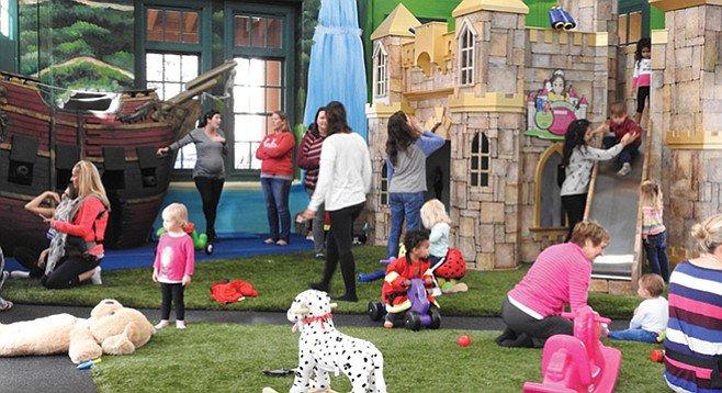 Kid's Indoor Playground