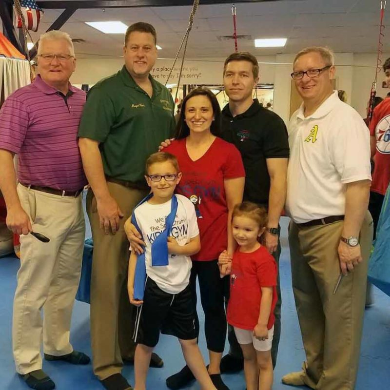 audubon gym owner grand opening