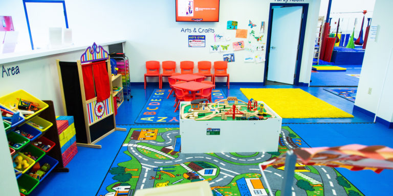 we rock the spectrum loudoun virginia sensory kids gym