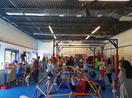 wrts waretown gym interior