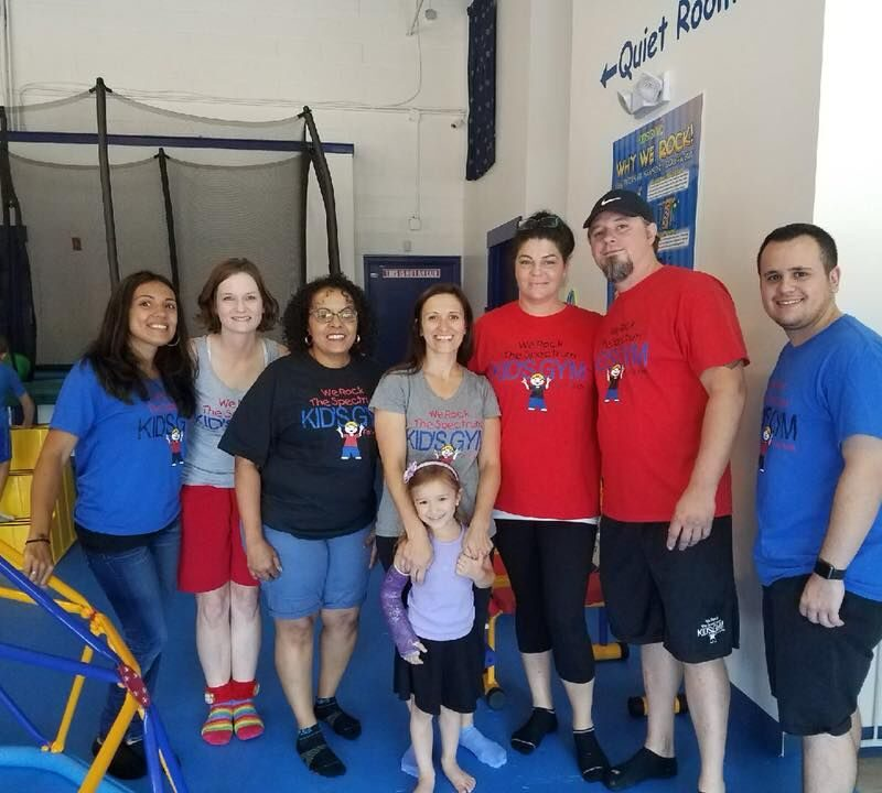 we rock the spectrum kids gym grand opening waretown new jersey