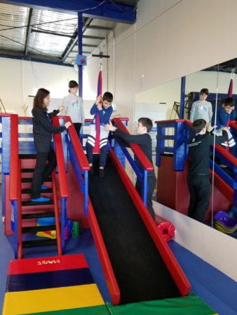 Sensory Safe Zipline at Preston