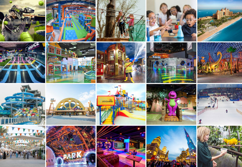 Things to do with the kids in Dubai TimeOut