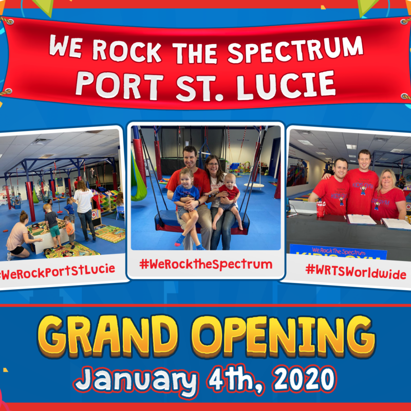 WRTS Port St. Lucie Grand Opening