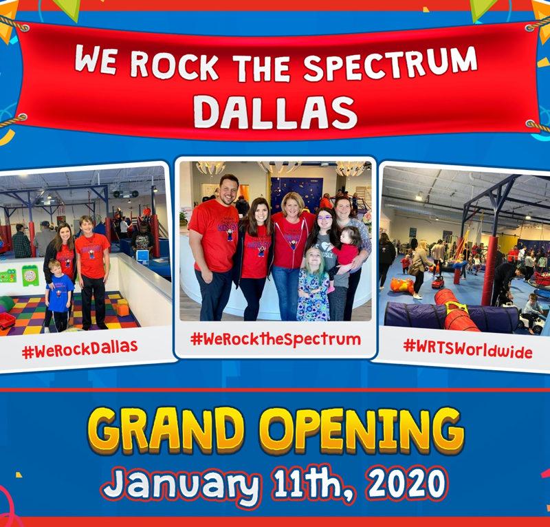 WRTS Dallas Grand Opening