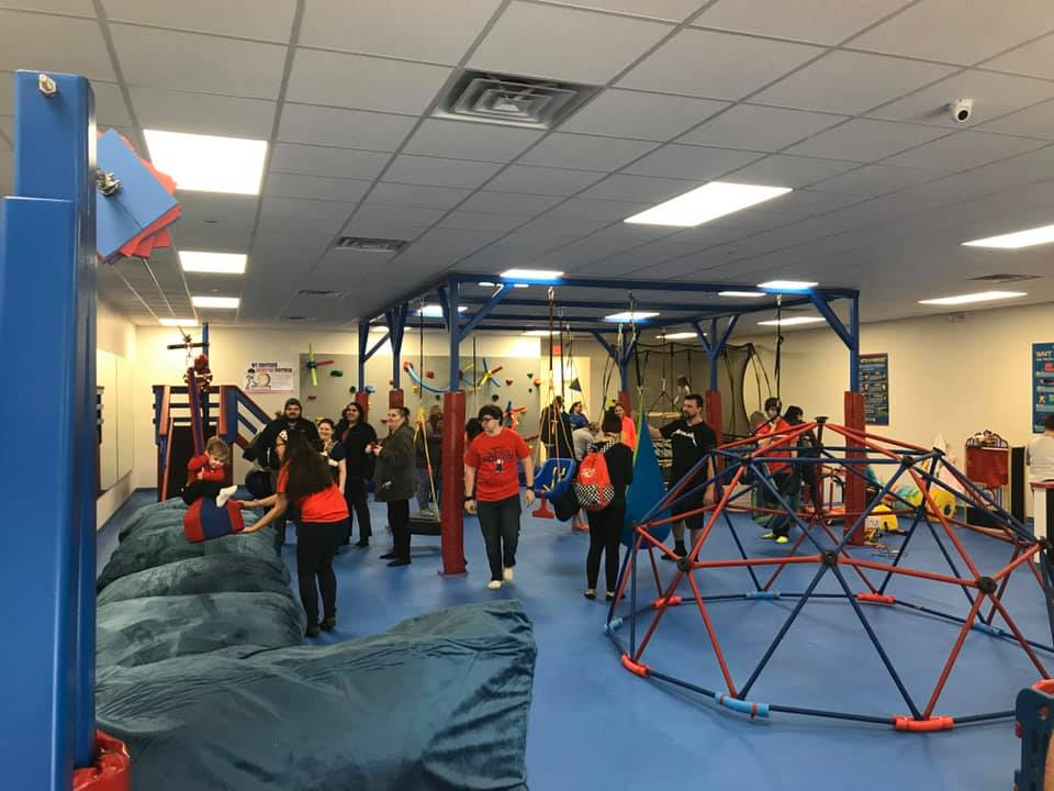 WRTS Harrisburg Gym