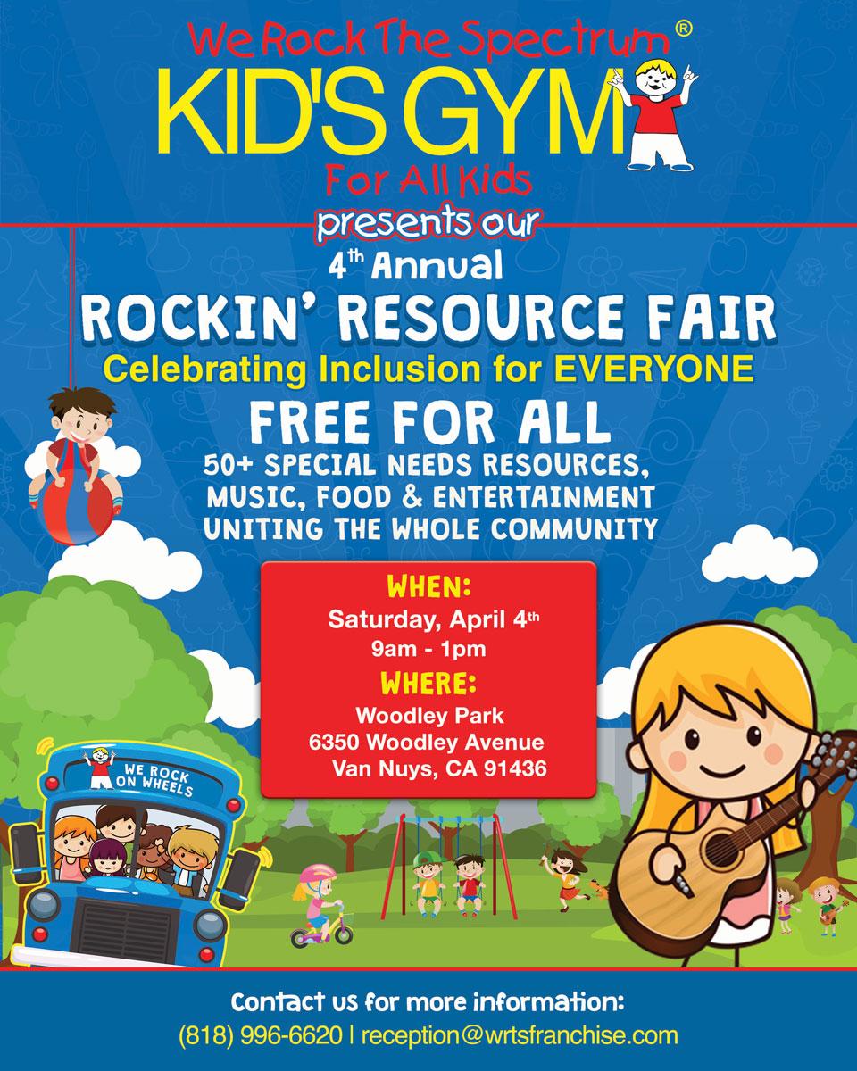 Rockin' Resource Fair 2020
