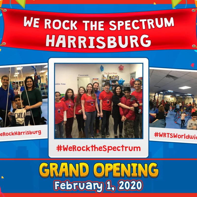 WRTS Harrisburg Grand Opening