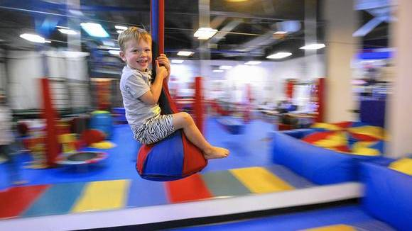 Special needs children's gym Wetherill Park
