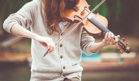 Autism & Music - Violin