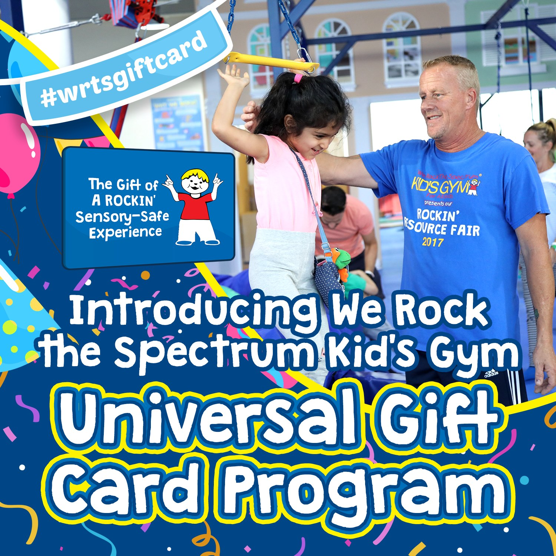 Universal Gift Card Program