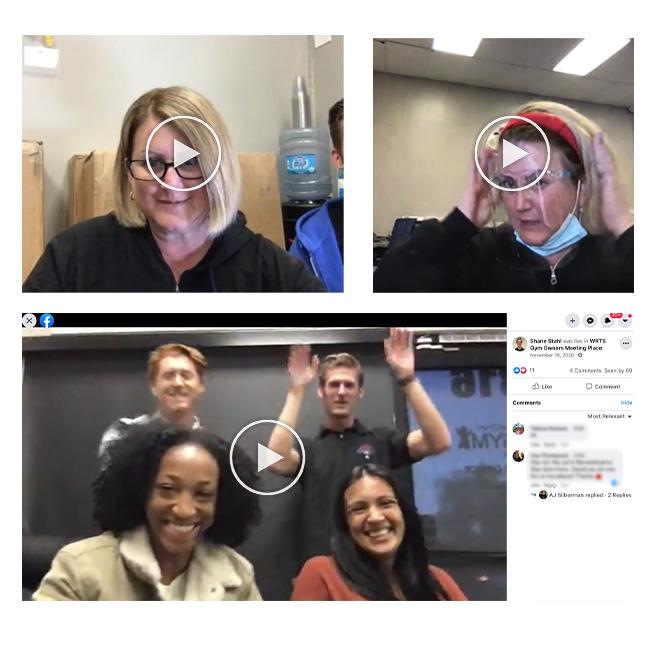 WRTS Corporate Facebook Live