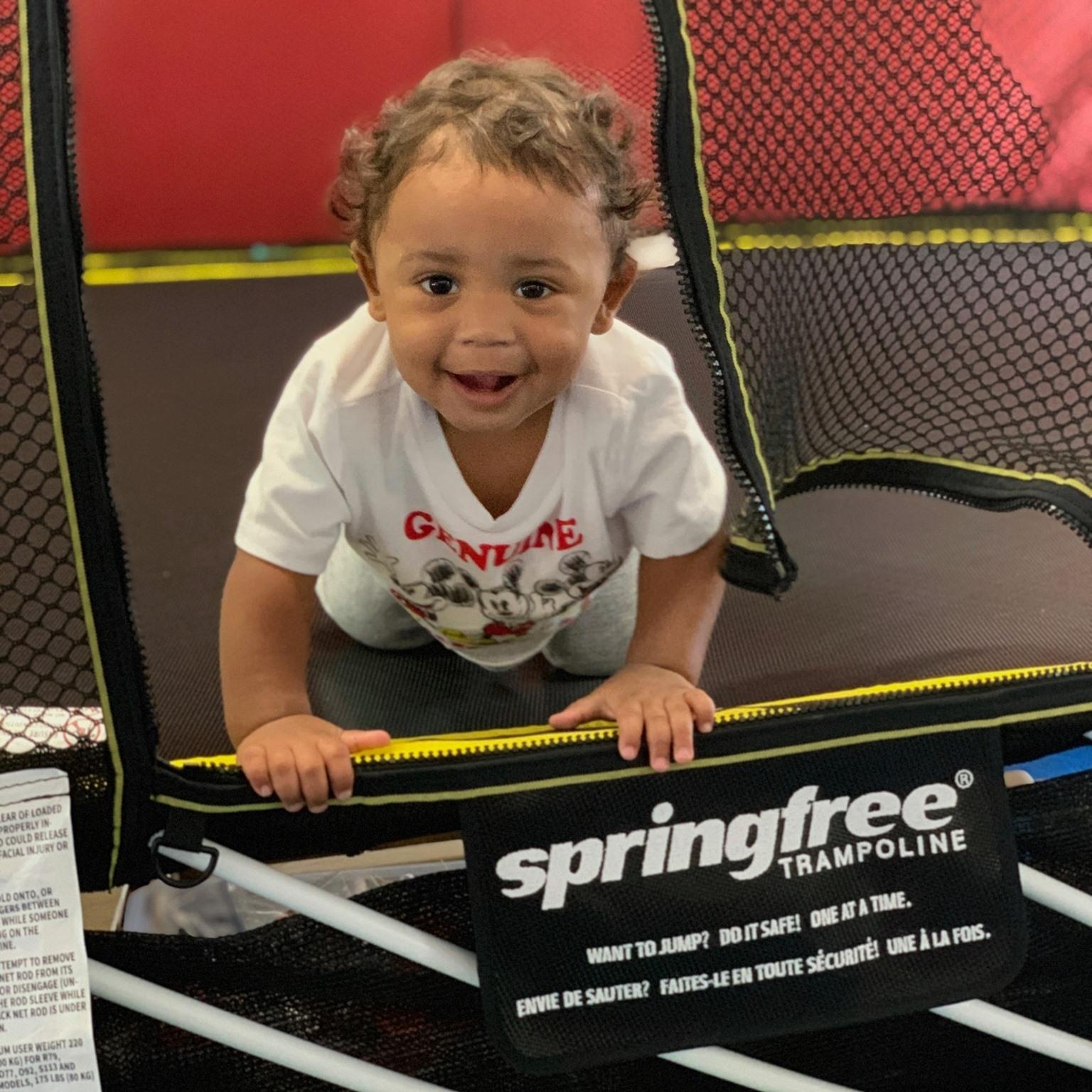 WRTS NE Philly Re-Opening - Springfree Trampoline