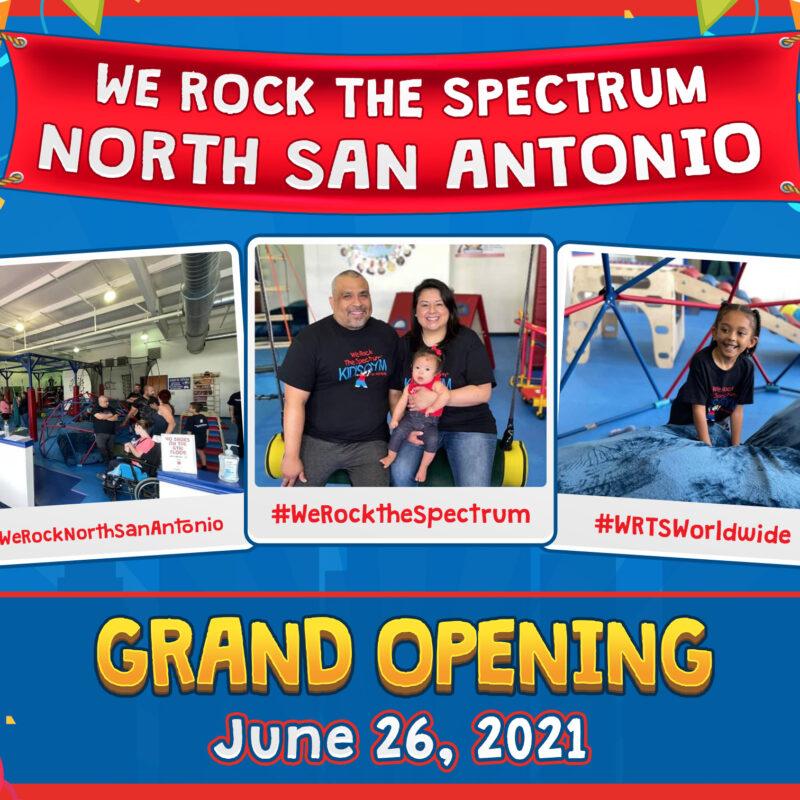 North San Antonio Grand Opening