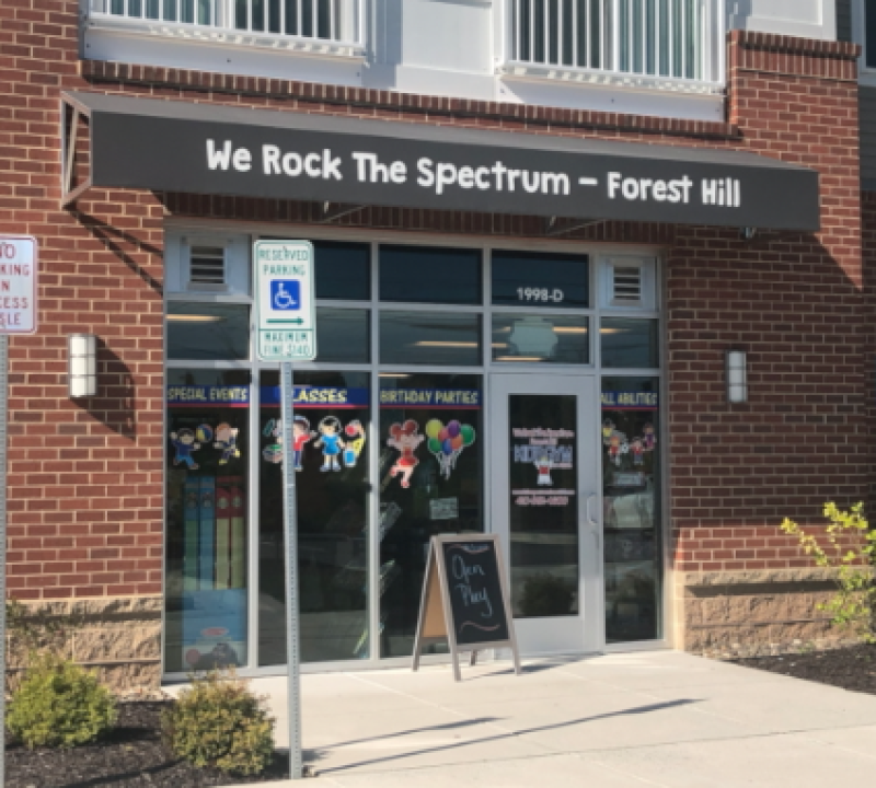 WRTS Forest Hill Exterior
